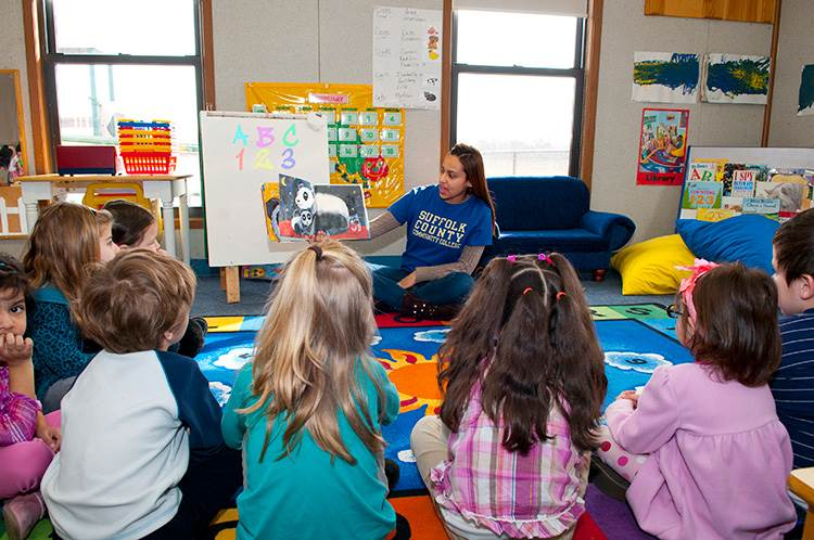 Suffolk Community College 2021 Calendar Education Program at Suffolk County Community College